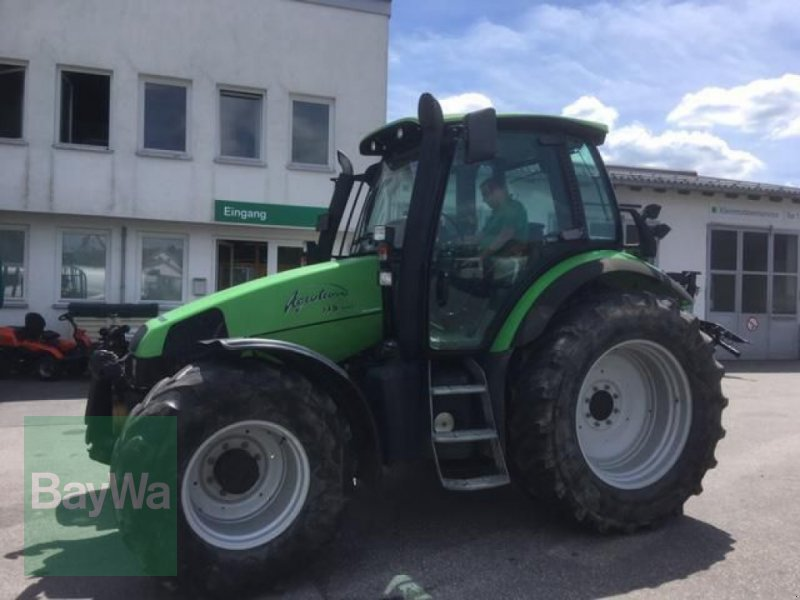 Traktor des Typs Deutz-Fahr AGROTRON 135 MK3, Gebrauchtmaschine in Waldkirchen (Bild 4)