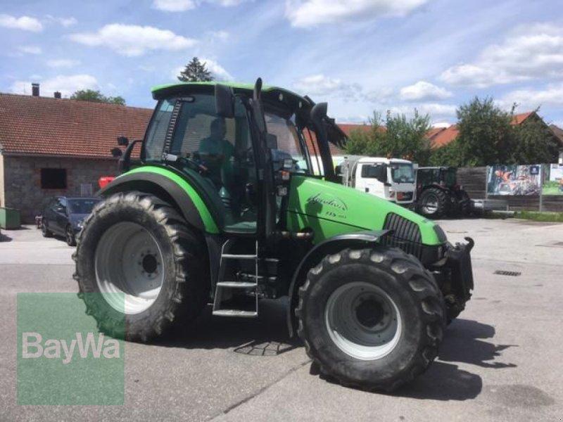 Traktor des Typs Deutz-Fahr AGROTRON 135 MK3, Gebrauchtmaschine in Waldkirchen (Bild 1)