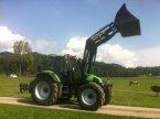 Traktor des Typs Deutz-Fahr Agrotron 150 MK 2 in Dresden