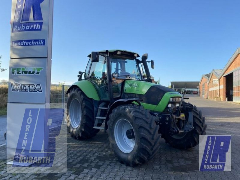 Traktor des Typs Deutz-Fahr AGROTRON 150 NEW, Gebrauchtmaschine in Anröchte-Altengeseke (Bild 1)