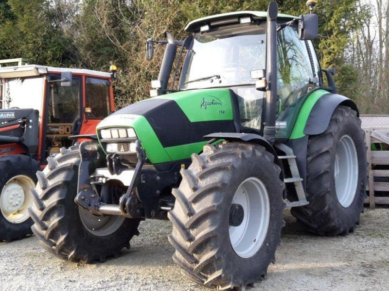 Traktor des Typs Deutz-Fahr AGROTRON 150 PL, Gebrauchtmaschine in CHAILLOUÉ (Bild 1)