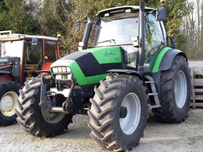 Traktor typu Deutz-Fahr AGROTRON 150 PL, Gebrauchtmaschine w CHAILLOUÉ (Zdjęcie 1)