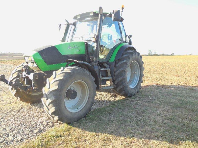 Traktor des Typs Deutz-Fahr AGROTRON 150 PROFILINE, Gebrauchtmaschine in SAINT LOUP (Bild 1)
