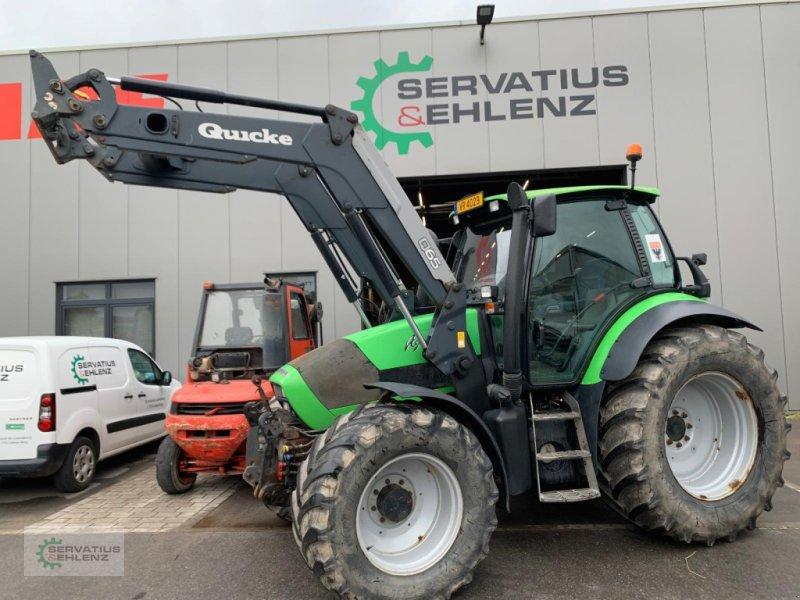 Traktor des Typs Deutz-Fahr Agrotron 150 Reserviert, Gebrauchtmaschine in Rittersdorf (Bild 1)