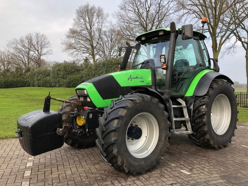 Traktor типа Deutz-Fahr Agrotron 150, Gebrauchtmaschine в Vriezenveen (Фотография 1)