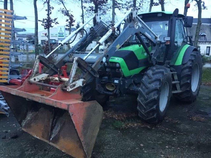 Traktor des Typs Deutz-Fahr agrotron 150, Gebrauchtmaschine in les hayons (Bild 1)