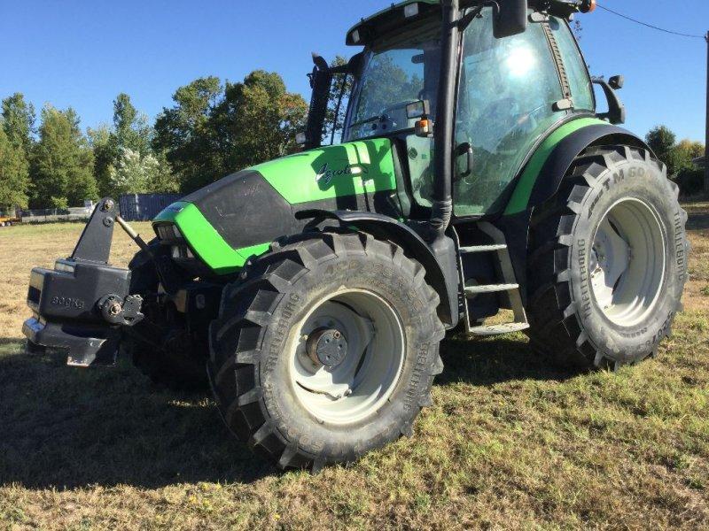 Traktor des Typs Deutz-Fahr AGROTRON 150, Gebrauchtmaschine in L'ISLE JOURDAIN (Bild 1)