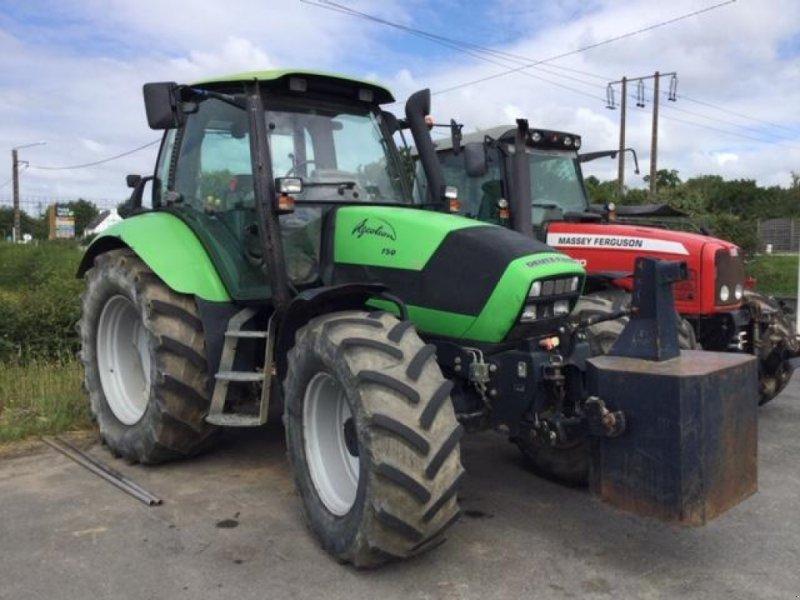 Traktor des Typs Deutz-Fahr AGROTRON 150, Gebrauchtmaschine in JOSSELIN (Bild 1)