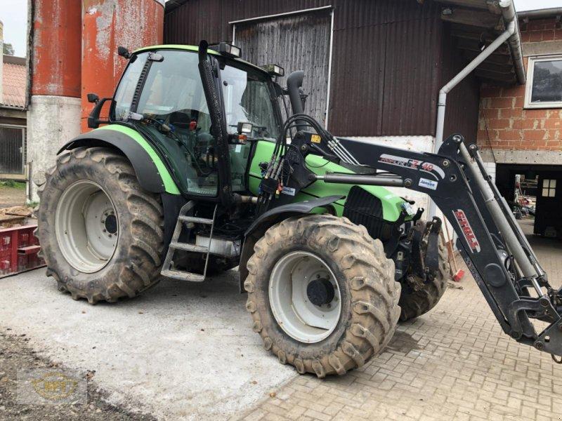 Traktor des Typs Deutz-Fahr Agrotron 150, Gebrauchtmaschine in Waldkappel (Bild 1)