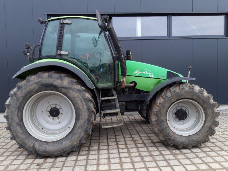 Traktor des Typs Deutz-Fahr Agrotron 150, Gebrauchtmaschine in Wülfershausen an der Saale (Bild 1)