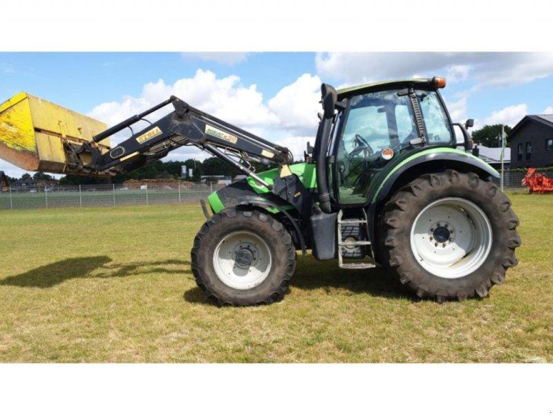 Traktor des Typs Deutz-Fahr Agrotron 150, Gebrauchtmaschine in Klein Berßen (Bild 1)