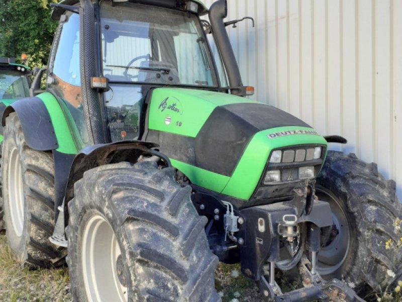 Traktor des Typs Deutz-Fahr Agrotron 150, Gebrauchtmaschine in Dannstadt-Schauernheim (Bild 1)