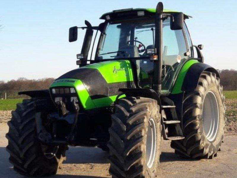 Traktor des Typs Deutz-Fahr AGROTRON 150.6, Gebrauchtmaschine in Alpen (Bild 1)