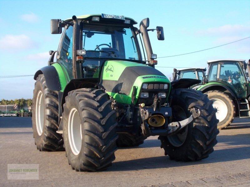 Traktor типа Deutz-Fahr AGROTRON 150.6, Gebrauchtmaschine в Leichlingen (Фотография 1)