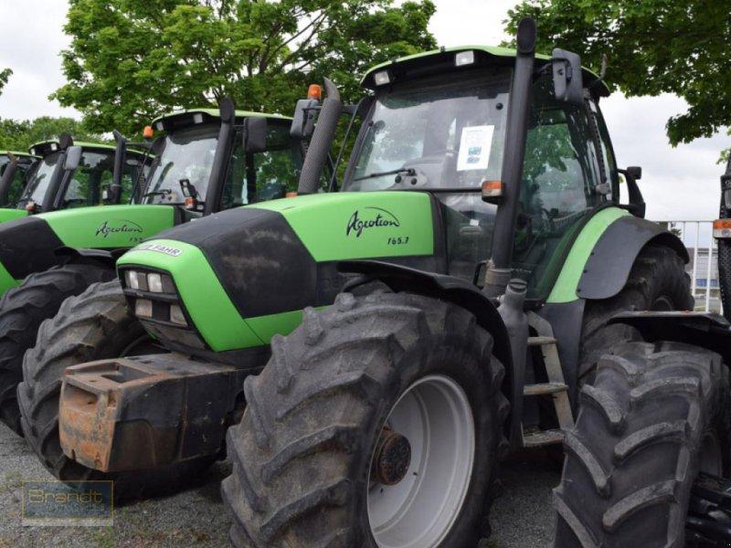Traktor типа Deutz-Fahr Agrotron 165.7, Gebrauchtmaschine в Bremen (Фотография 1)
