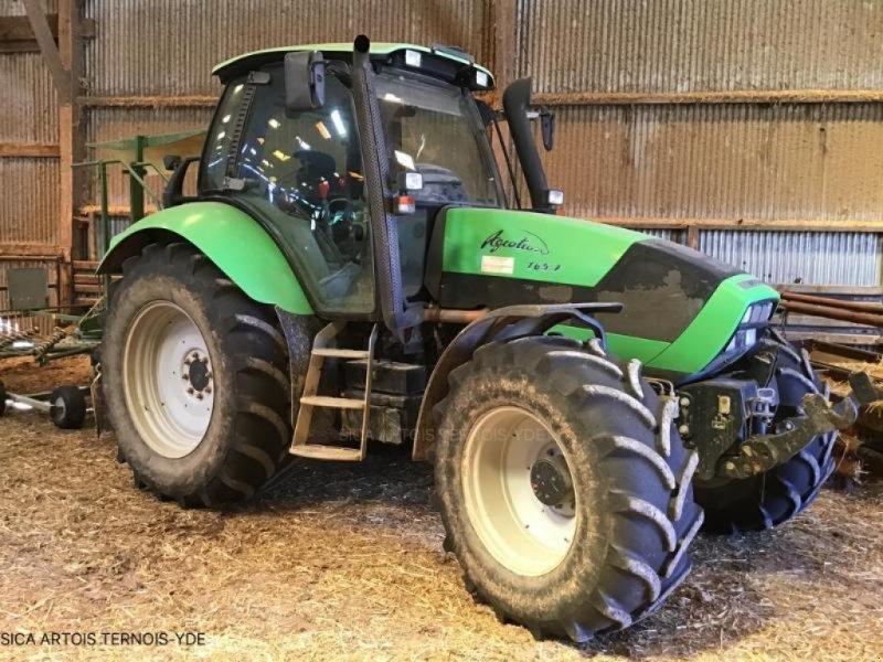 Traktor типа Deutz-Fahr AGROTRON 165.7, Gebrauchtmaschine в HERLIN LE SEC (Фотография 1)