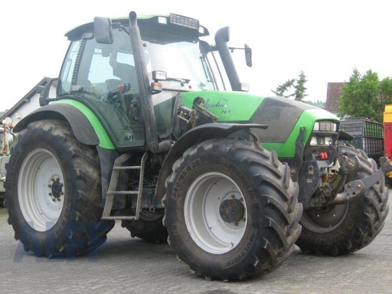 Traktor типа Deutz-Fahr Agrotron 165.7, Gebrauchtmaschine в Schönecken (Фотография 1)
