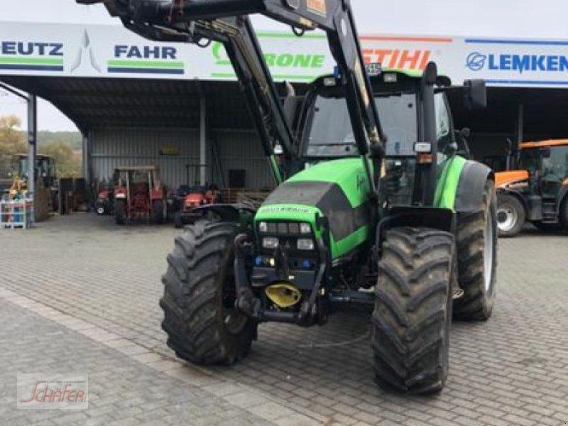 Traktor des Typs Deutz-Fahr Agrotron 165.7, Gebrauchtmaschine in Runkel-Ennerich (Bild 1)