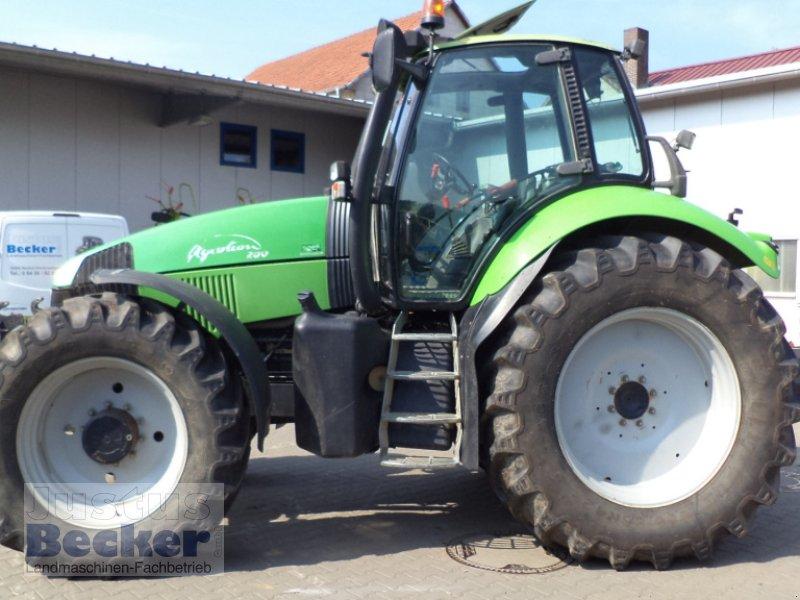 Traktor a típus Deutz-Fahr Agrotron 200, Gebrauchtmaschine ekkor: Weimar-Niederwalgern (Kép 4)