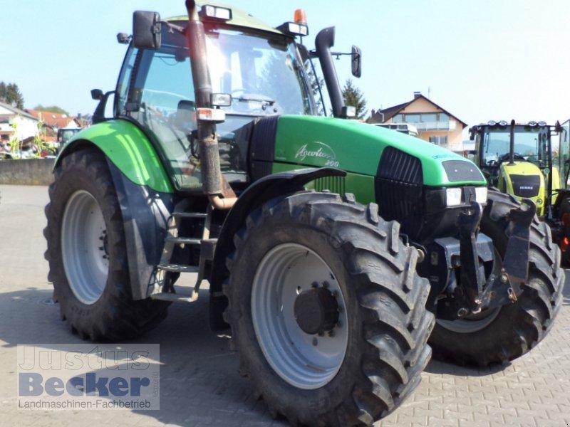 Traktor a típus Deutz-Fahr Agrotron 200, Gebrauchtmaschine ekkor: Weimar-Niederwalgern (Kép 1)