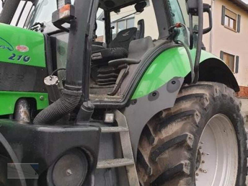 Traktor des Typs Deutz-Fahr Agrotron 210, Gebrauchtmaschine in Kleinlangheim - Atzhausen (Bild 2)