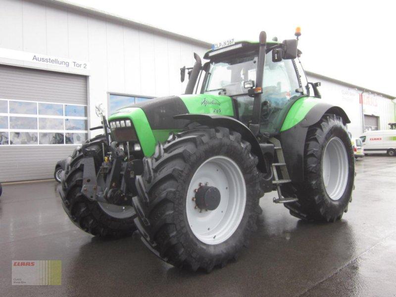 Traktor des Typs Deutz-Fahr AGROTRON 265, Kupplung-Bremsen-Reifen-Luftsitz-u.v.m. NEU ! TOP Zustand !, Gebrauchtmaschine in Molbergen (Bild 1)