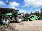Traktor des Typs Deutz-Fahr Agrotron 265 in Jördenstorf