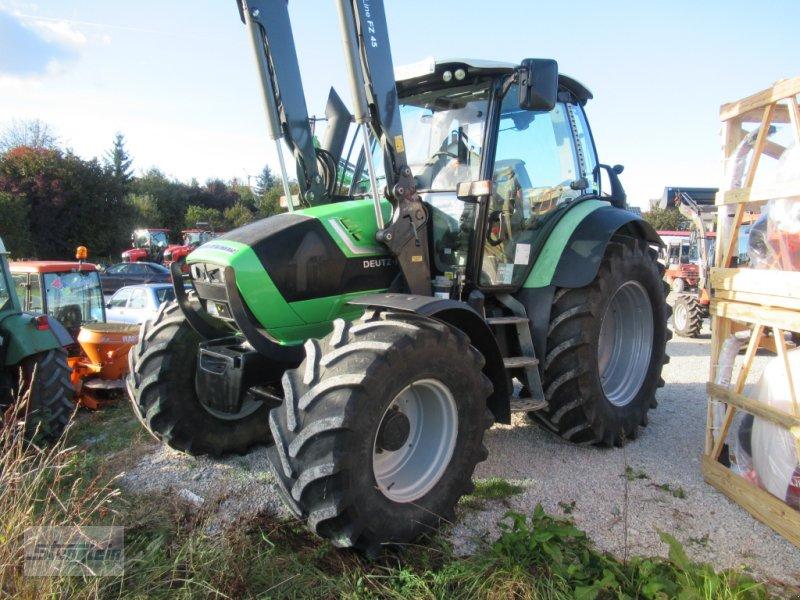 Traktor des Typs Deutz-Fahr Agrotron 420 TTV, Gebrauchtmaschine in Waischenfeld (Bild 1)