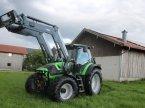 Traktor des Typs Deutz-Fahr Agrotron 430 TTV in Trostberg
