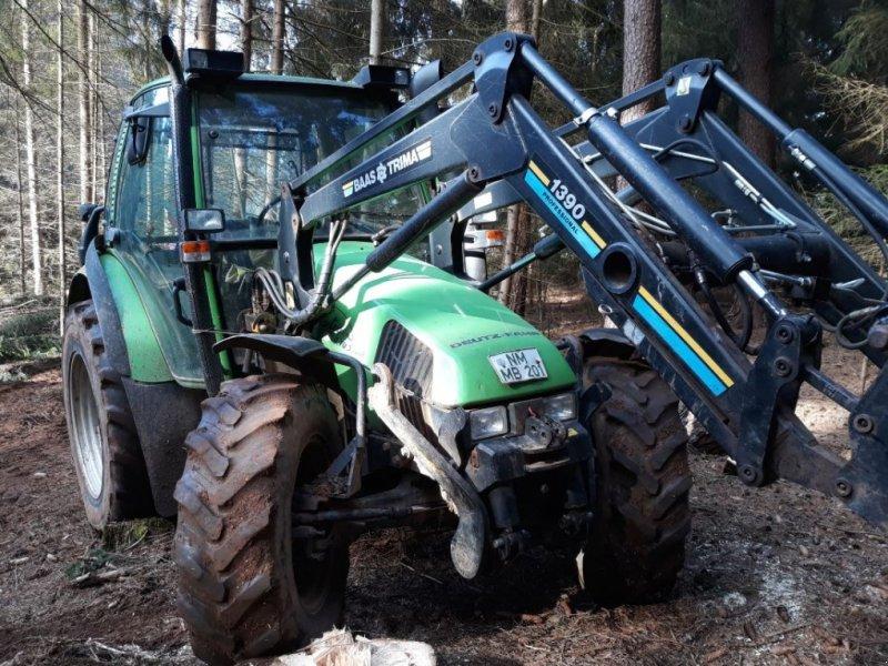 Traktor типа Deutz-Fahr Agrotron 4.70, Gebrauchtmaschine в Berg (Фотография 1)
