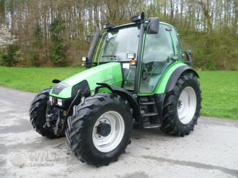 Traktor typu Deutz-Fahr Agrotron 4.85, Gebrauchtmaschine w Rudendorf (Zdjęcie 1)