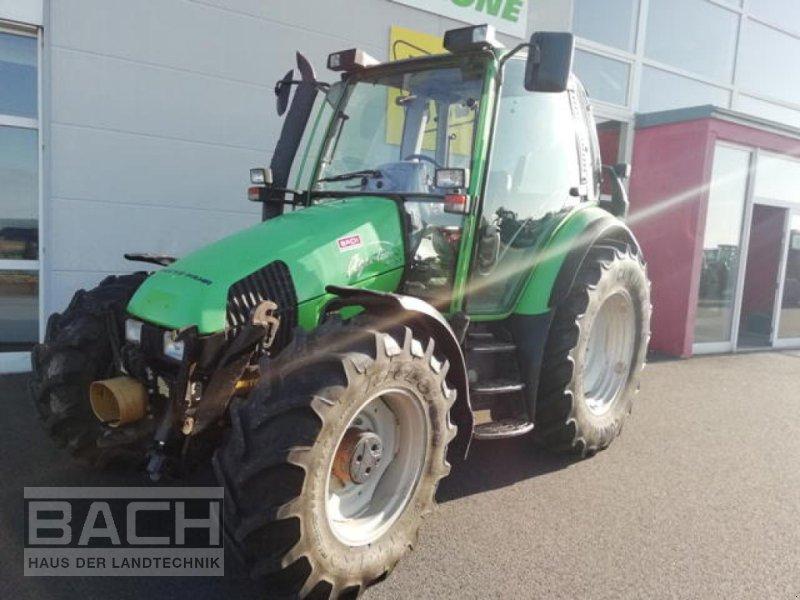 Traktor des Typs Deutz-Fahr AGROTRON 4.95, Gebrauchtmaschine in Boxberg-Seehof (Bild 1)