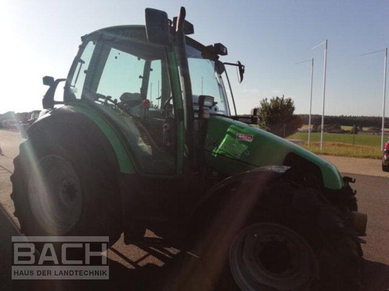 Traktor des Typs Deutz-Fahr AGROTRON 4.95, Gebrauchtmaschine in Boxberg-Seehof (Bild 2)
