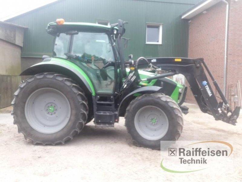 Traktor des Typs Deutz-Fahr Agrotron 5100, Gebrauchtmaschine in Eckernförde (Bild 1)