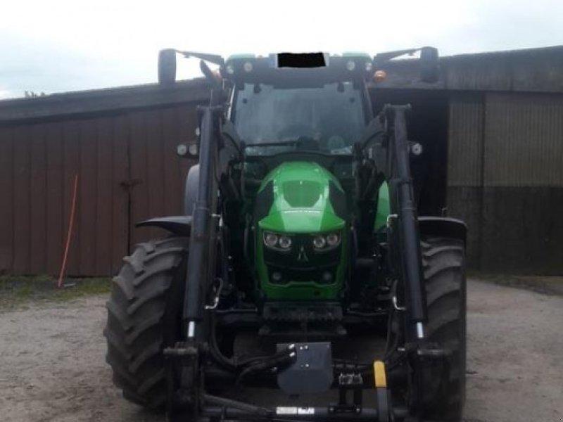 Traktor des Typs Deutz-Fahr Agrotron 5100, Gebrauchtmaschine in Eckernförde (Bild 2)