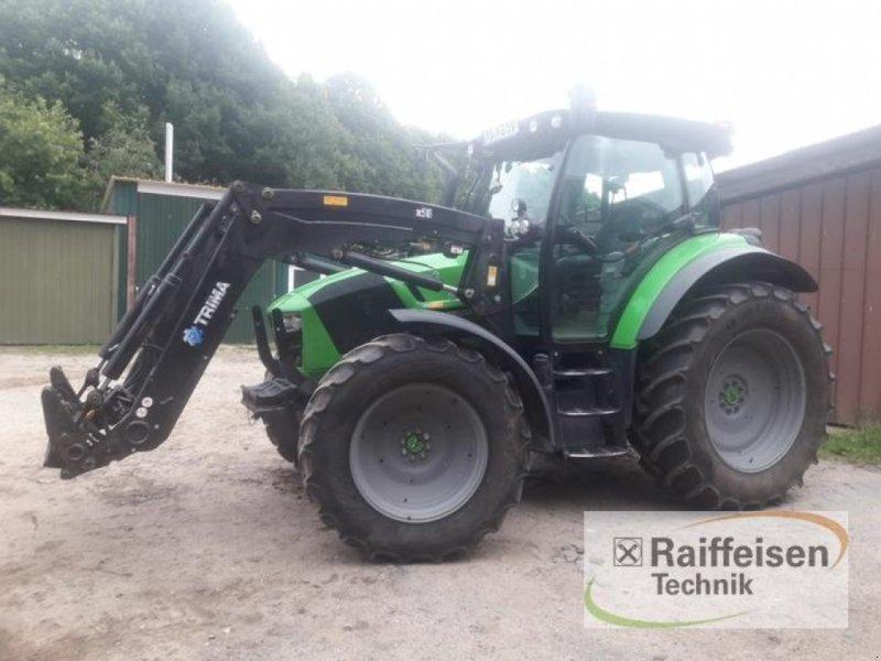 Traktor des Typs Deutz-Fahr Agrotron 5100, Gebrauchtmaschine in Eckernförde (Bild 8)
