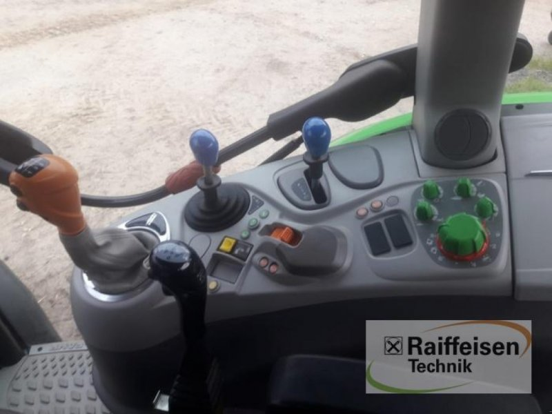 Traktor des Typs Deutz-Fahr Agrotron 5100, Gebrauchtmaschine in Eckernförde (Bild 5)