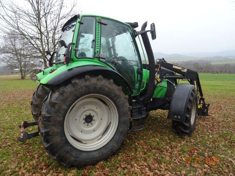 Traktor του τύπου Deutz-Fahr Agrotron 601, Gebrauchtmaschine σε Kunreuth (Φωτογραφία 1)