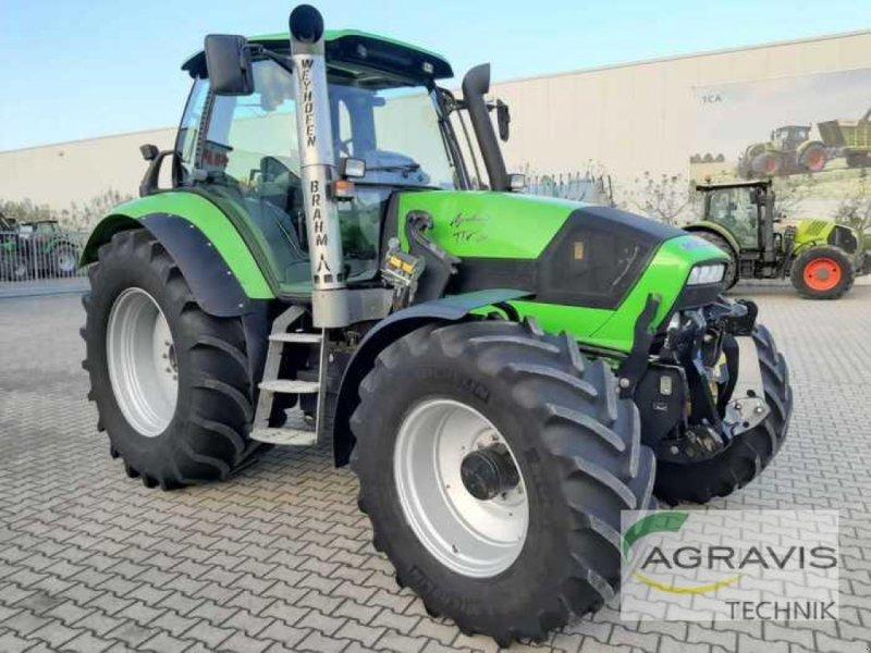 Traktor des Typs Deutz-Fahr AGROTRON 610 TTV, Gebrauchtmaschine in Alpen (Bild 1)
