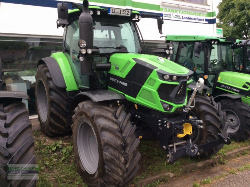 Traktor типа Deutz-Fahr Agrotron 6130 TTV -Vorführschlepper-, Neumaschine в Diessen (Фотография 1)
