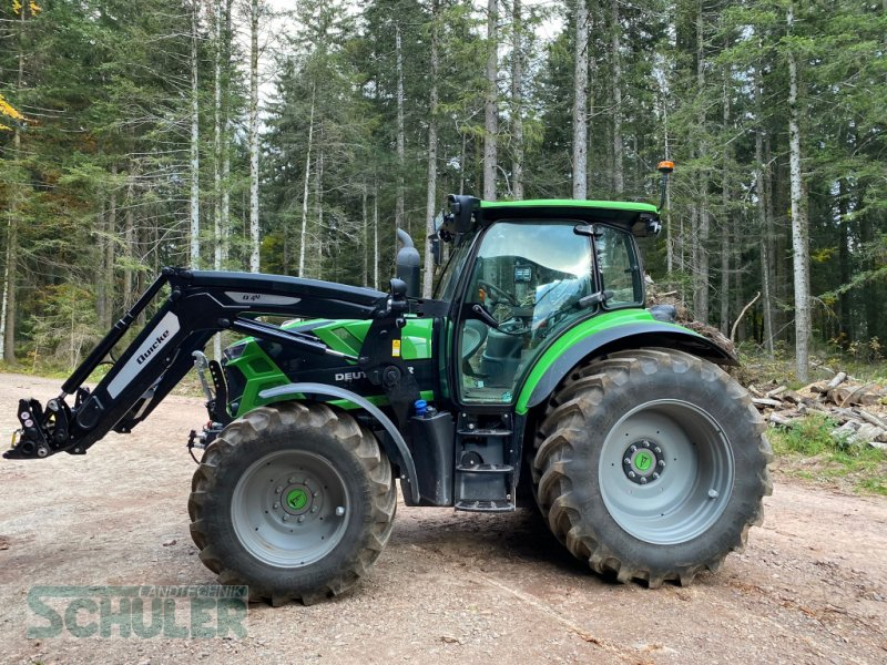 Traktor типа Deutz-Fahr Agrotron 6130 TTV, Gebrauchtmaschine в St. Märgen (Фотография 1)
