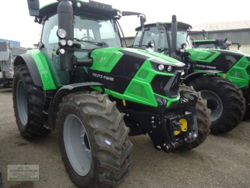 Traktor des Typs Deutz-Fahr Agrotron 6130 TTV, Neumaschine in Steisslingen (Bild 1)