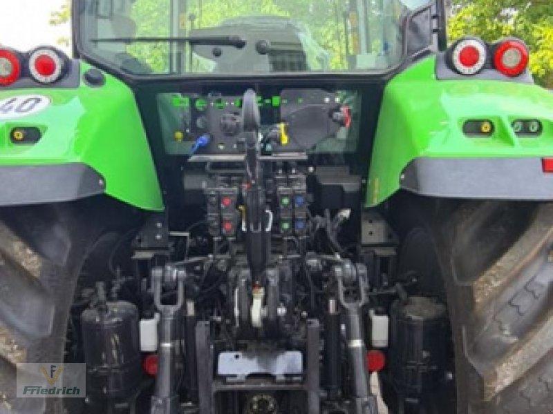 Traktor des Typs Deutz-Fahr Agrotron 6130 TTV, Neumaschine in Bad Lausick (Bild 4)