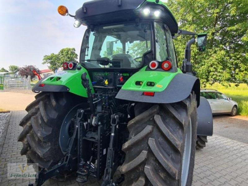 Traktor des Typs Deutz-Fahr Agrotron 6130 TTV, Neumaschine in Bad Lausick (Bild 5)