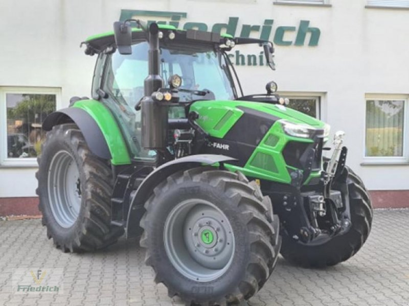 Traktor des Typs Deutz-Fahr Agrotron 6130 TTV, Neumaschine in Bad Lausick (Bild 2)