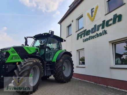 Traktor des Typs Deutz-Fahr Agrotron 6130 TTV, Neumaschine in Bad Lausick (Bild 1)