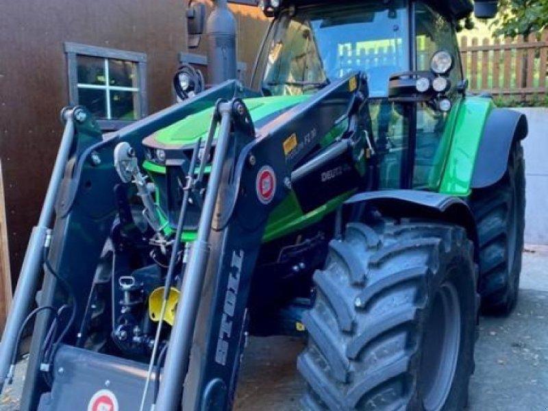 Traktor des Typs Deutz-Fahr AGROTRON 6130, Gebrauchtmaschine in Meschede-Remblinghausen (Bild 1)