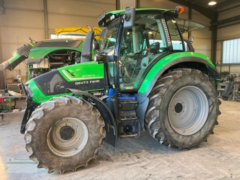 Traktor типа Deutz-Fahr Agrotron 6130.4 P, Gebrauchtmaschine в Kanzach (Фотография 1)
