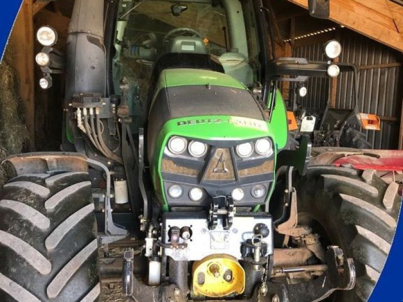 Traktor типа Deutz-Fahr AGROTRON 6130.4 TTV, Gebrauchtmaschine в Saint Affrique (Фотография 1)