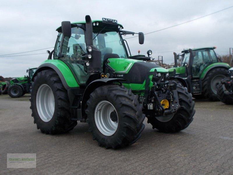 Traktor типа Deutz-Fahr AGROTRON 6130.4 TTV, Gebrauchtmaschine в Leichlingen (Фотография 1)